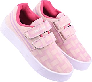 Camfoot-9031 Pink Exclusive Range of Loafers Sneakers Shoes for Women