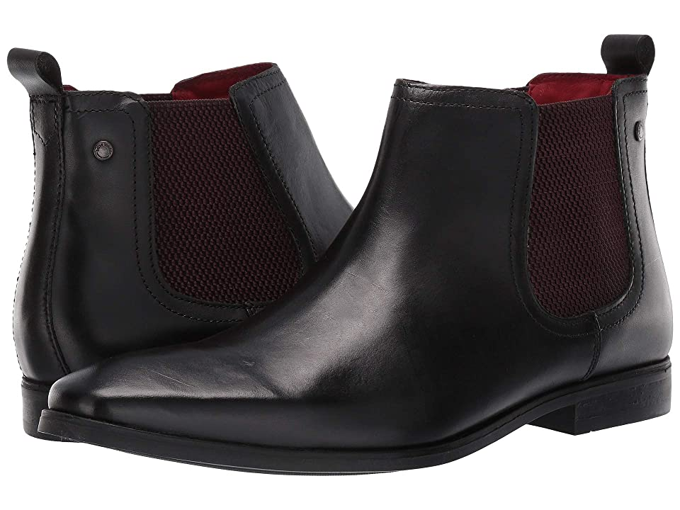 Image of Base London William (Black) Men's Pull-on Boots