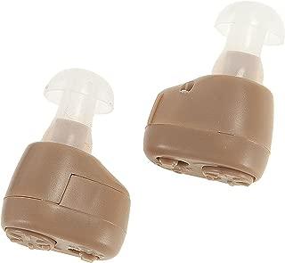MEDca Hearing Amplifier Ear ITC (Pair)