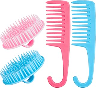 Best wide tooth shower comb Reviews