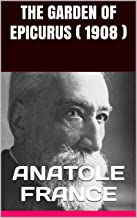 the garden of epicurus anatole france