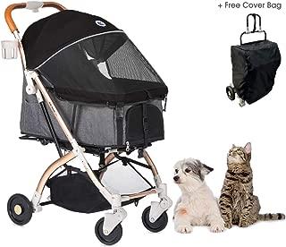 stroller for 2 dogs