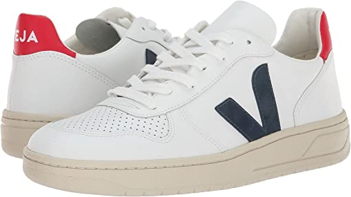 Extra-White Nautico Pekin Leather