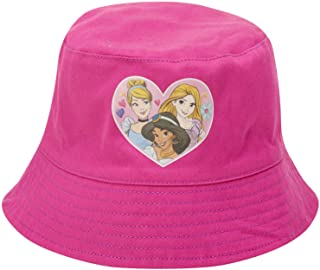 Disney Girls' Minnie Mouse or Princess Bucket Hat