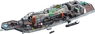 フジミ模型 1/3000 集める軍艦シリーズ No.99 軍艦島(端島) プラモデル 軍艦99...