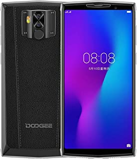 Mobile Phones N100, 4GB+64GB, Dual Back Cameras, Face ID & Fingerprint Identification, 10000mAh Battery, 5.99 inch Android 9.0 Pie MTK6763 Helio P23 Octa Core up to 2.0GHz, Network: 4G, Dual SIM (Dark