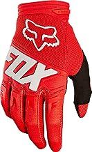 Fox Racing メンズ ダートパウグローブ レッド M