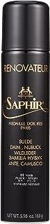 Saphir Renovateur Suede Nubuck - Spray - 5.96 Oz. (Black)