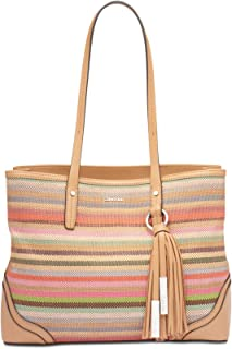 Best calvin klein maggie leather tote Reviews