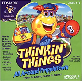 Thinkin' Things All Around FrippleTown Age Rating:4 - 8