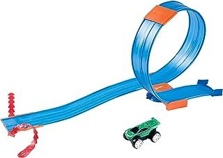 "Mattel V2169 - Hot Wheels ""Rev Ups"" Piste et Auto"