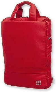 Moleskine Borsa Verticale per Laptop, 15.4 Pollici, Rosso