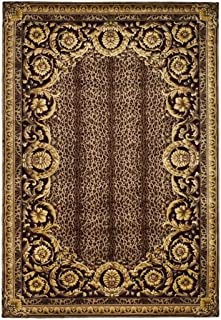 Safavieh Couture Hand-Knotted Florence Charisse Traditional Oriental Wool Rug Assorted 6' x 9' 6' x 9' Rectangle
