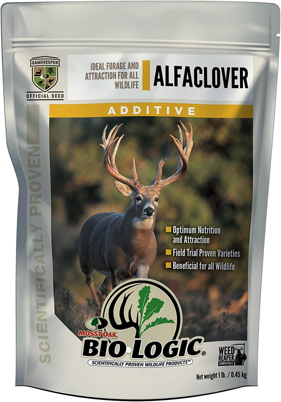 BioLogic Alfa Clover Additive 1-Pound Max 52% OFF Max 78% OFF Feeder
