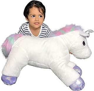 ECEJIX XXL Size Unicorn Pillow Plush Toy Kid Babies...