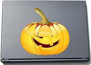 Naklejka na laptopa - dynia 06 - pumpkin - laptop skin - 210 x 218 mm naklejka