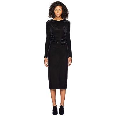 Rachel Zoe Hudson Dress (Black) Women