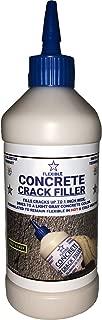 Bluestar Flexible Concrete Crack Filler (Light Gray)