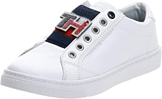 Tommy Hilfiger CUSTOMIZE SLIP ON, Women's Sneakers, White