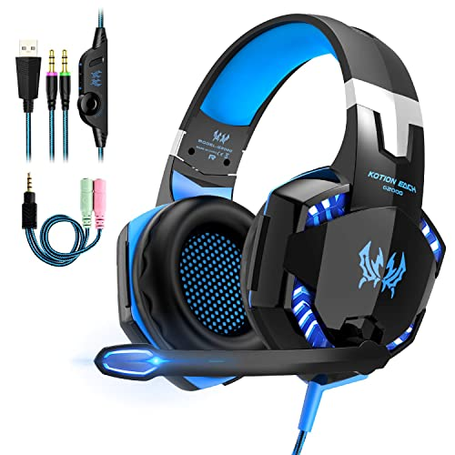 Auriculares Gaming PC: Amazon.es