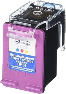Elite Image ELI75802 Compatible Ink-Jet Replaces HP CH562WN (61), Tri-Color