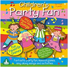 Early Learning Centre - Children's Party Fun CD