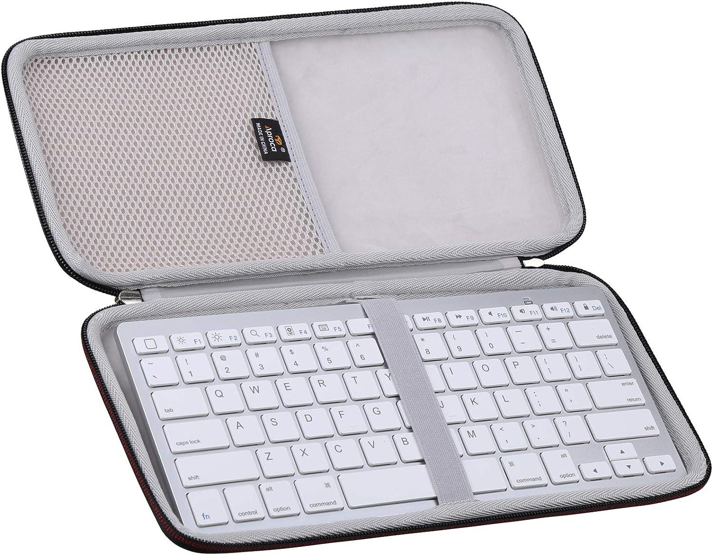 Aproca Hard Travel Storage Carrying Case for OMOTON Ultra-Slim Bluetooth Keyboard