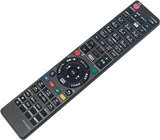 PerFascin 代用リモコン replace for パナソニック リモコン ブルーレイ Panasonic ディーガ DIGA BD N2QBYB000021 N2QAYB000808 N2QAYB000906 N2QAYB000920