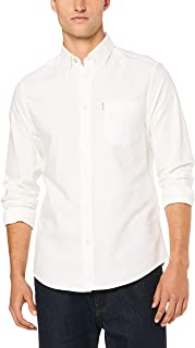 Ben Sherman Men's Long Sleeve Classic Oxford Shirt