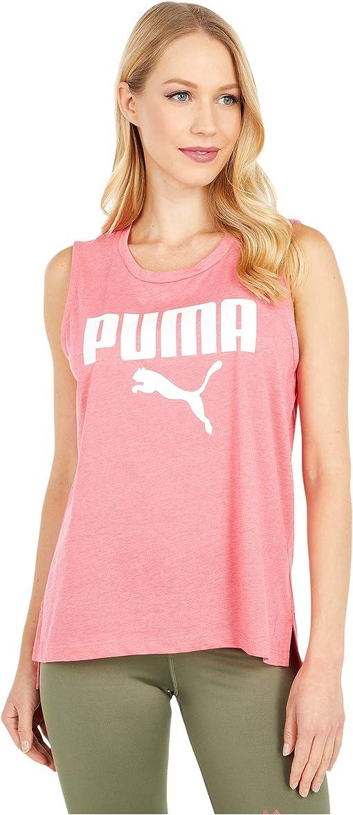 Sun Kissed Coral Heather/Puma White