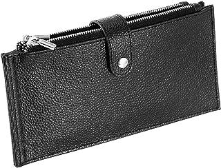 XHHWZB Wallet Long Clutch Card Holder Purse Handbag Bag Leather Cash Receipt Handbags
