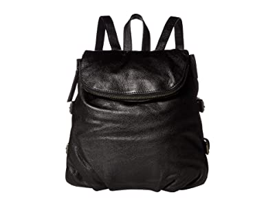 FRYE AND CO. Sindy Backpack (Black) Backpack Bags