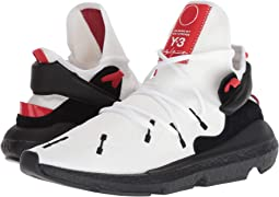 Footwear White/Black Y-3/Lush Red