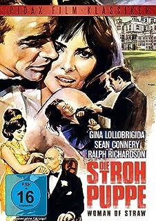 Die Strohpuppe (Woman of Straw) / Legendärer Kriminalfilm mit James Bond -Darsteller Sean Connery und Gina Lollobrigida (Pidax Film-Klassiker) [Alemania] [DVD]