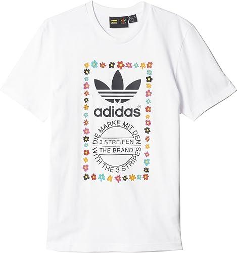 Adidas Originals pour Homme Graphic T-Shirt de Pharrell Williams   Ao3006