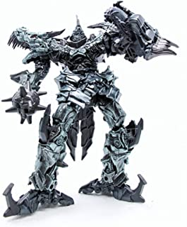 Deformation toys, Leader Knight Dinosaur Alloy Edition Robot Classic Toy Action Figure