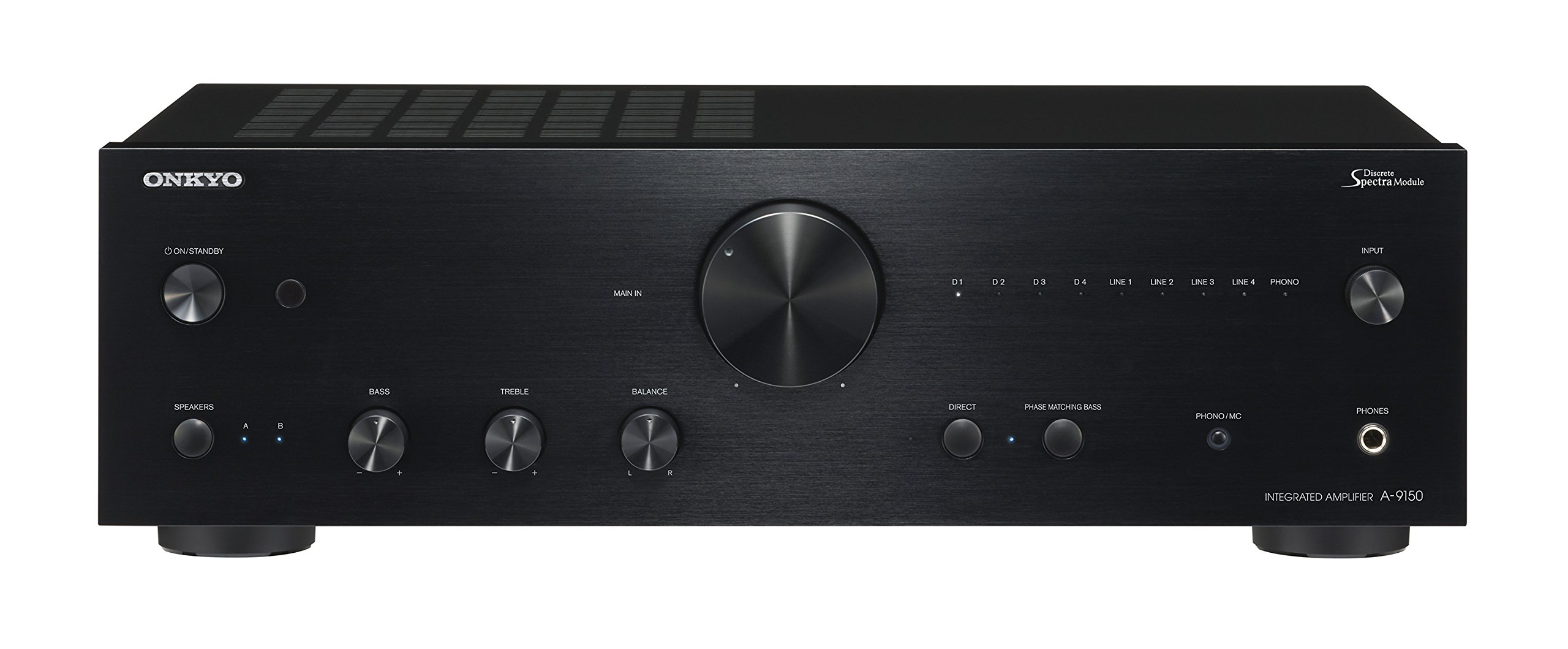 Onkyo Refined Stereo Integrated Amplifier