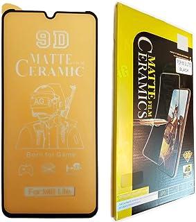 9D Ceramic Matte Film Screen Protector Xiaomi Mi 9 Lite - Black