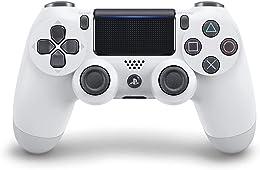 Controle Dualshock 4 - PlayStation 4 - Branco Glacial