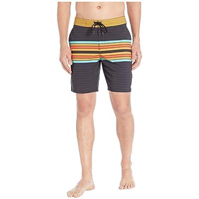 Billabong Spinner LT 19 Boardshorts (Black Multi) Men
