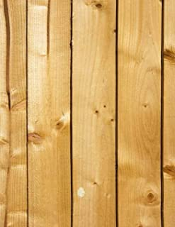 Plank Wood Timber Woodworking Woods Trees Bark Forest Nature Lathe Construction: Notebook Large Size 8.5 x 11 Ruled 150 Pa...
