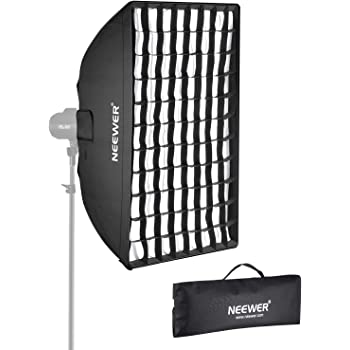 MDFGHJD 60Cmx90cm//24 X36 Soft Box Lighting Softbox K6090 with Bowens Mount Quick Setup for Photographic Studio Accessories