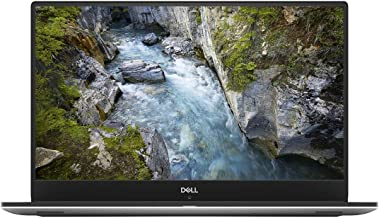 "Dell XPS 15 9570 Ultrabook: Core i5-8300H, 256GB SSD, 8GB RAM, 15.6"" Full HD IPS Display, Backlit Keyboard, Fingerprint Re..."