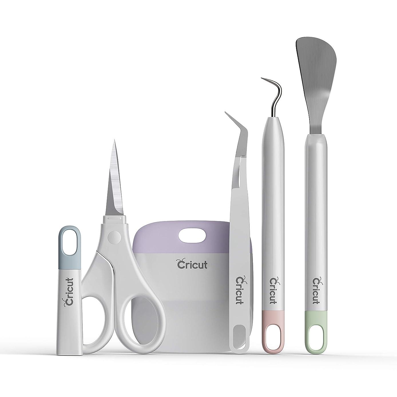 Cricut 2006695 Basic Tool Set, Assorted