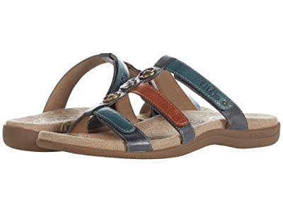 Taos Footwear Prize 4 (Teal Multi) Women