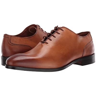 Massimo Matteo Plain Toe 19 (Burnished Tan) Men