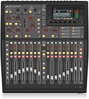 behringer x32 producer recording