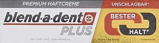 Blend-a-dent Plus Premium kleefcrème Duo Kraft, verpakking van 12 (12 x 40 g)