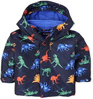 The Children's Place boys Toddler Print 3 In 1 Jacket Jacket