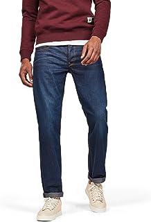 G-Star Men's 3301 Hydrite Denim Straight Leg Jean